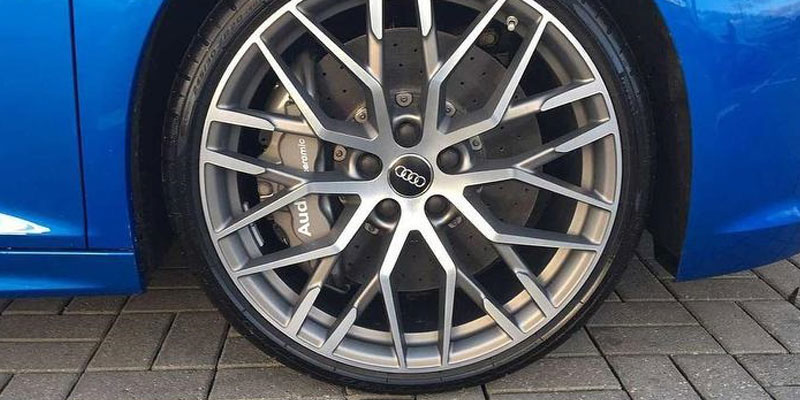 Audi R8 V10 Coupe Wheels