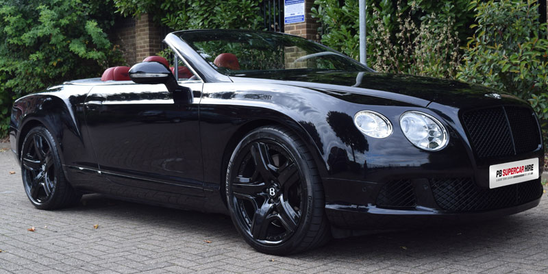 Bentley Continental Cabriolet GT