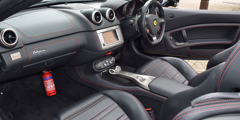 Great deals on this California Ferrari rent at PB Supercars