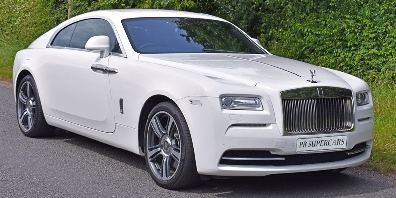 Rolls Royce Hire Drivers front